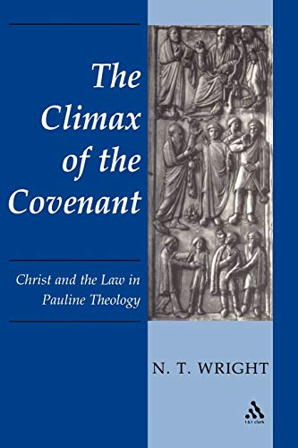 9780567295941: Climax of the Covenant: Christ And The Law In Pauline Theology