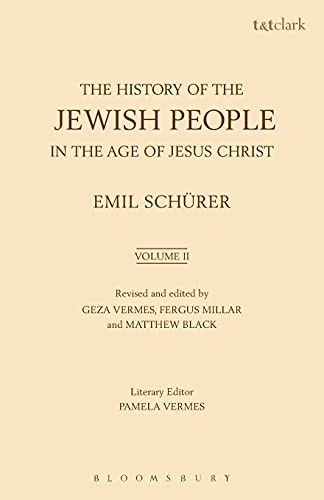 The History of the Jewish People in: Schnrer, Emil/ Millar,