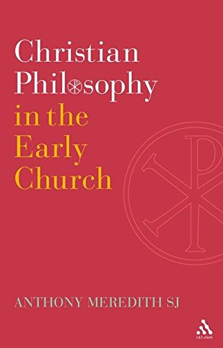 9780567308184: Christian Philosophy in the Early Church