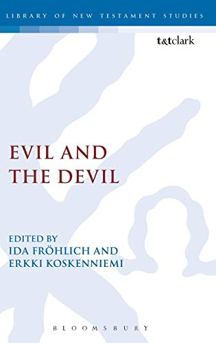 9780567371485: Evil and the Devil (The Library of New Testament Studies)