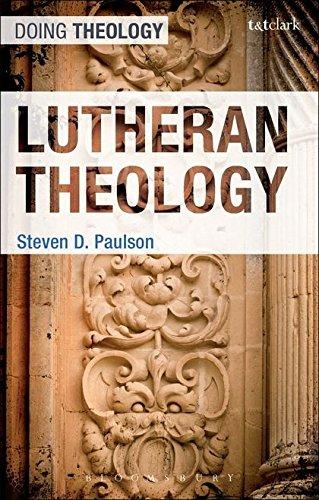 9780567550002: Lutheran Theology (Doing Theology)