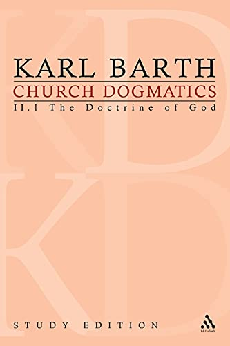 9780567558947: Church Dogmatics: The Doctrine of God Section 25-27: The Knowledge of God