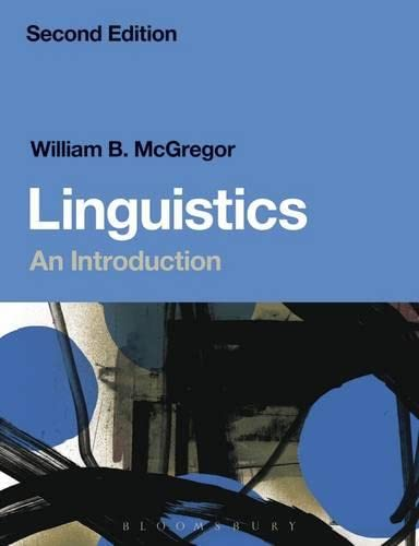 9780567583529: Linguistics: An Introduction