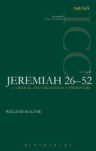9780567649645: Jeremiah Vol 2 26-52 (International Critical Commentary)
