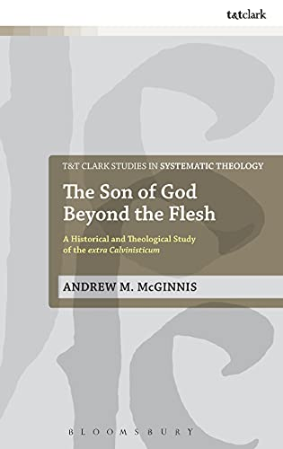 9780567655790: The Son of God Beyond the Flesh: A Historical and Theological Study of the Extra Calvinisticum (T&T Clark Studies in Systematic Theology)