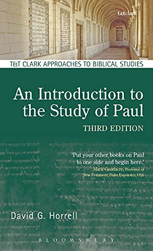 9780567656247: An Introduction to the Study of Paul (T&T Clark Approaches to Biblical Studies)