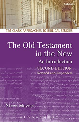 9780567656339: The Old Testament in the New: Second Edition: Revised and Expanded (T&T Clark Approaches to Biblical Studies)