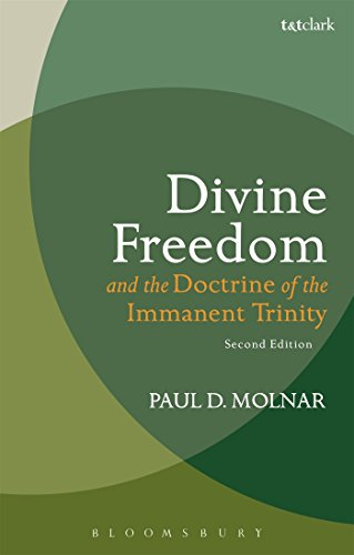 Divine Freedom and the Doctrine of the Immanent Trinity