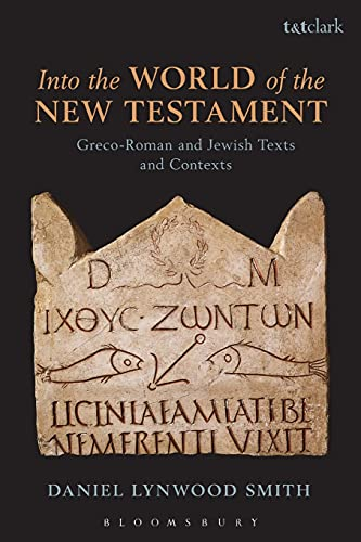 9780567657022: Into the World of the New Testament: Greco-Roman and Jewish Texts and Contexts