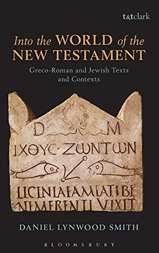 9780567657039: Into the World of the New Testament: Greco-Roman and Jewish Texts and Contexts