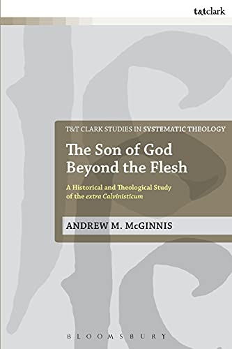 9780567666734: The Son of God Beyond the Flesh: A Historical and Theological Study of the Extra Calvinisticum (T&T Clark Studies in Systematic Theology)