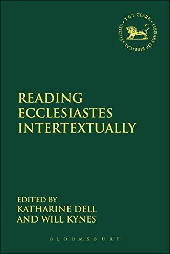 9780567667908: Reading Ecclesiastes Intertextually (The Library of Hebrew Bible/Old Testament Studies)