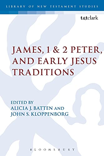 9780567667915: James, 1 & 2 Peter, and Early Jesus Traditions