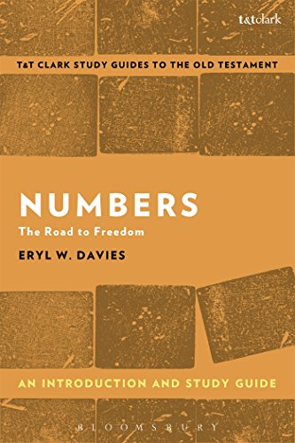 9780567671011: Numbers: An Introduction and Study Guide: The Road to Freedom (T&T Clark's Study Guides to the Old Testament)