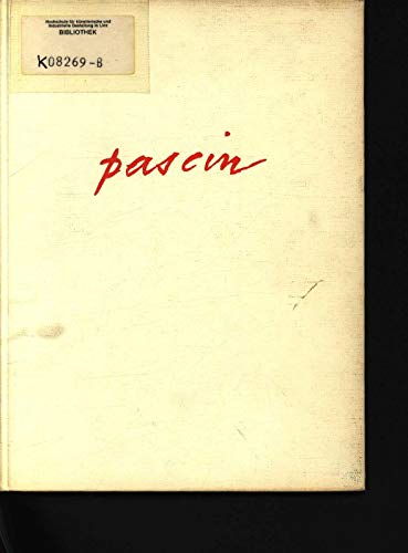 Pascin (The Q. L. P. Art Series): Gaston Diehl
