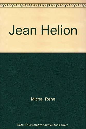 Jean Helion [Oct 01, 1979] Micha, Rene