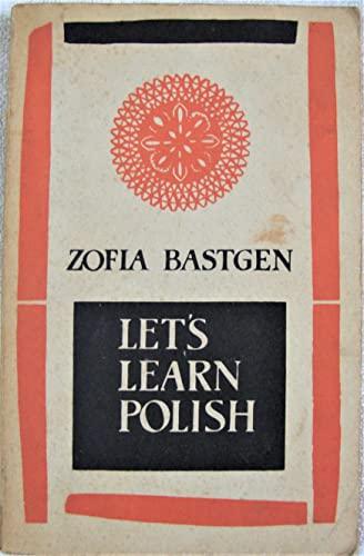 Let's Learn Polish: Bastgen, Zofia