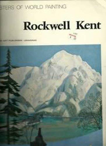 9780569082853: Rockwell Kent
