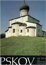 9780569084246: Pskov: Art Treasures and Architectural Monuments, 12th-17th Centuries