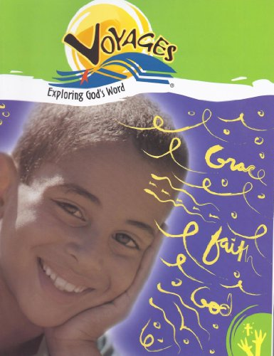 9780570002697: Voyages: Exploring God's Word (Student Guide, Grade 3)