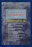 9780570005063: Concordia Self-Study Bible-NIV