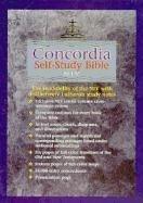 Concordia Self-Study Bible-NIV: Concordia Publishing House