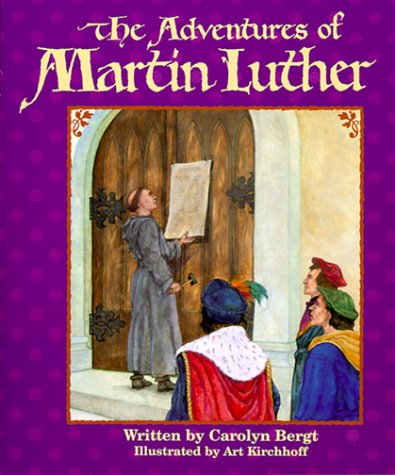 9780570006619: The Adventures of Martin Luther