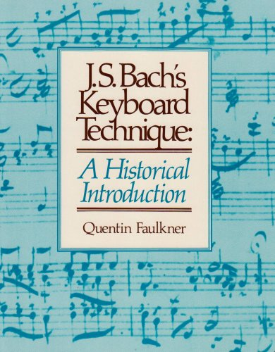 9780570013266: J.S. Bach's Keyboard Technique: A Historical Introduction