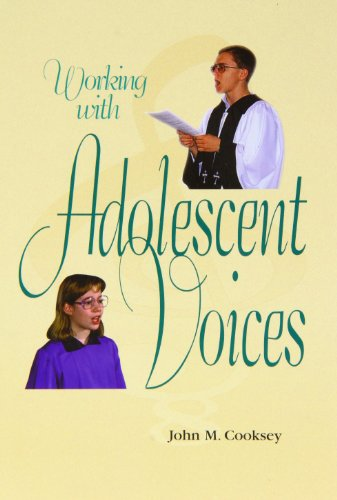 9780570013563: Working With Adolescent Voices