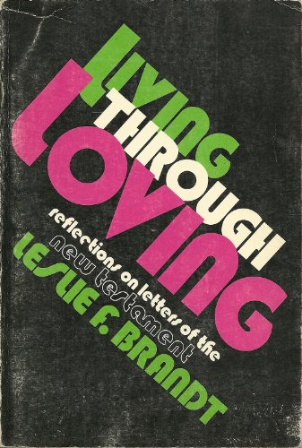 9780570031734: Living Through Loving