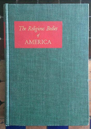 9780570032243: The Religious Bodies of America