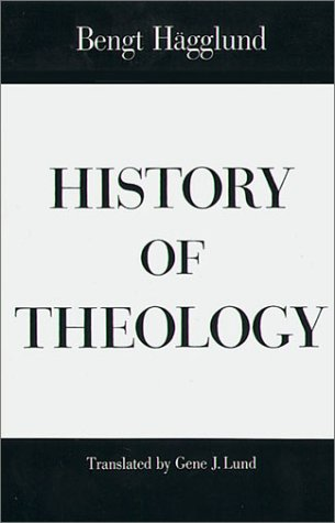 9780570032939: History of Theology
