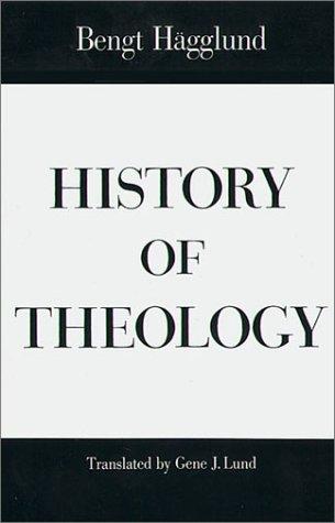 9780570032939: History of Theology