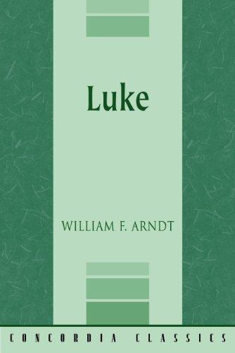 9780570033158: Luke