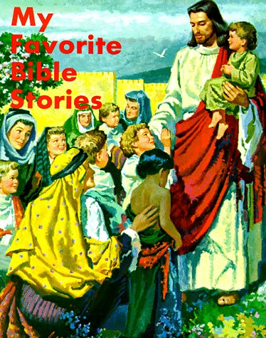 9780570034155: My Favourite Bible Stories