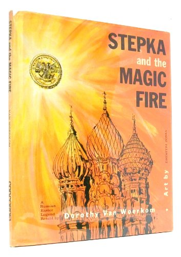 Stepka and the Magic Fire