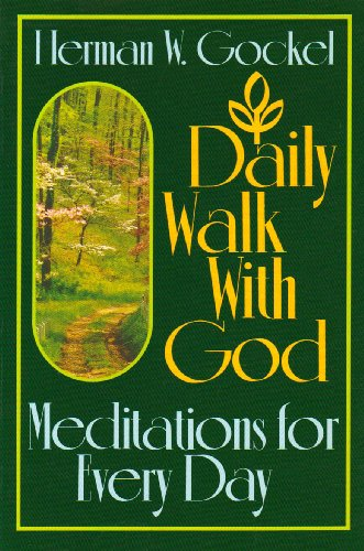 9780570038559: Daily Walk With God: Meditations for Every Day