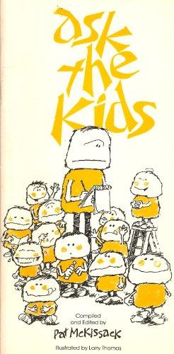 Ask the Kids: McKissack, Pat