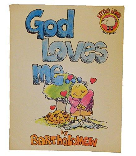 God Loves Me: Sharp, C.