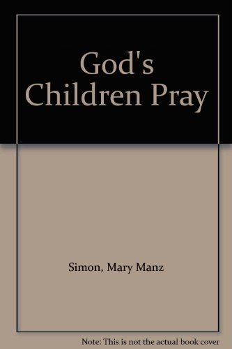 9780570041733: God's Children Pray