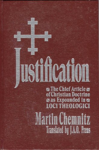 9780570042273: Justification