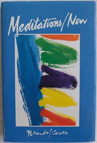 9780570042518: Meditations/Now
