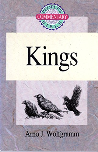I & II Kings (People's Bible Commentary) (0570046599) by Concordia Publishing House