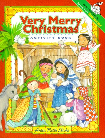 9780570048121: Very Merry Christmas: Activity Book