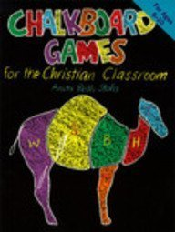 9780570048374: Chalkboard Games for the Christian Classroom
