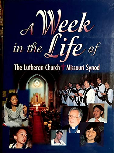 Week in the Life of the LCMS: Concordia Publishing House
