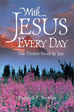9780570049876: With Jesus Every Day: Daily Devotions Through the Year