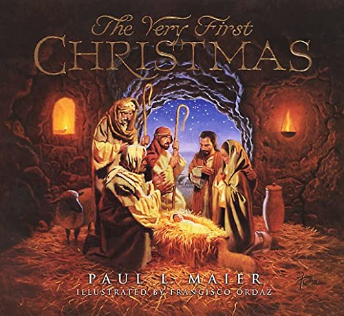 9780570050643: The Very First Christmas
