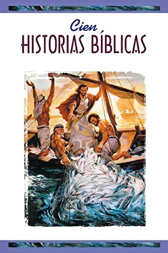 Cien Historias B Blicas (One Hundred Bible: Internacional, Sociedad Biblica