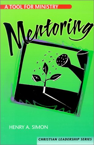 9780570052807: Mentoring: A Tool for Ministry (Christian Leadership (Concordia))